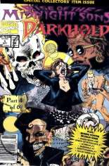 Darkhold: Pages From the Book of Sins (1992-1994) #1 Variant B: Newsstand Edition; Polybagged w/ Poster