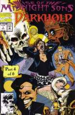 Darkhold: Pages From the Book of Sins (1992-1994) #1 Variant C: Direct Edition; Not Polybagged