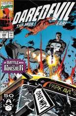 Daredevil (1964-1998) #292 Variant B: Direct Edition