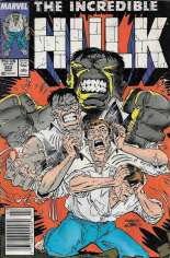 Incredible Hulk (1968-1999) #353 Variant A: Newsstand Edition