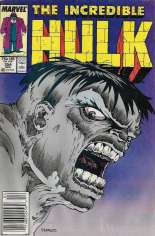 Incredible Hulk (1968-1999) #354 Variant A: Newsstand Edition
