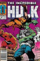 Incredible Hulk (1968-1999) #359 Variant A: Newsstand Edition