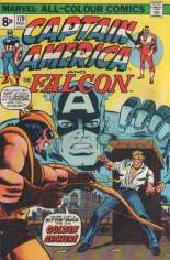 Captain America (1968-1996) #179 Variant B: UK Edition
