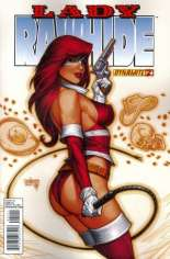 Lady Rawhide (2013-Present) #2 Variant A
