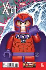 All-New X-Men (2013-2015) #17 Variant C: LEGO Color Cover