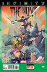 Infinity: The Hunt (2013-2014) #2