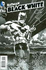 Batman: Black and White (2013-2014) #2
