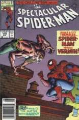 Spectacular Spider-Man (1976-1998) #179 Variant A: Newsstand Edition