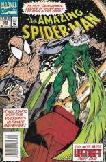 Amazing Spider-Man (1963-1998) #386 Variant A: Newsstand Edition