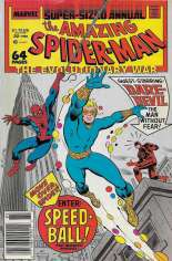 Amazing Spider-Man (1963-1998) #Annual 22 Variant A: Newsstand Edition