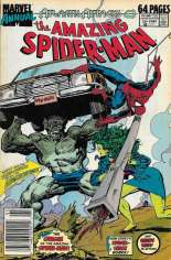 Amazing Spider-Man (1963-1998) #Annual 23 Variant A: Newsstand Edition