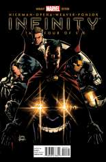 Infinity (2013-2014) #4 Variant B: Hero Cover