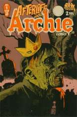 Afterlife With Archie (2013-Present) #1 Variant B
