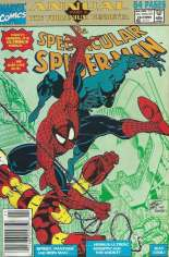 Spectacular Spider-Man (1976-1998) #Annual 11 Variant A: Newsstand Edition