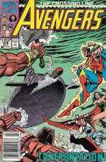 Avengers (1963-1996) #319 Variant A: Newsstand Edition