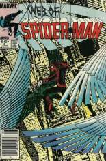 Web of Spider-Man (1985-1995) #3 Variant A: Newsstand Edition