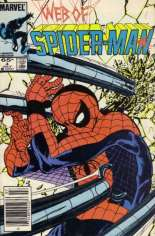 Web of Spider-Man (1985-1995) #4 Variant A: Newsstand Edition