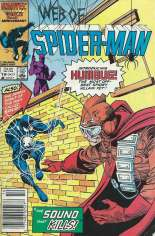 Web of Spider-Man (1985-1995) #19 Variant A: Newsstand Edition