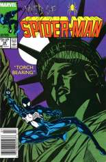 Web of Spider-Man (1985-1995) #28 Variant A: Newsstand Edition