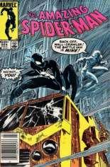 Amazing Spider-Man (1963-1998) #254 Variant A: Newsstand Edition