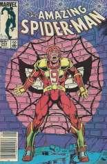 Amazing Spider-Man (1963-1998) #264 Variant A: Newsstand Edition