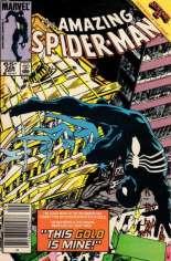 Amazing Spider-Man (1963-1998) #268 Variant A: Newsstand Edition