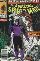 Amazing Spider-Man (1963-1998) #320 Variant A: Newsstand Edition