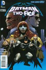 Batman and Robin (2011-2015) #24: Titled ''Batman and Two-Face''