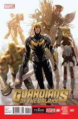 Guardians of the Galaxy (2013-2015) #7 Variant A