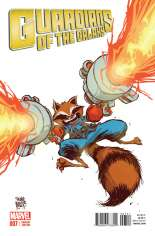 Guardians of the Galaxy (2013-2015) #7 Variant D: Incentive Cover
