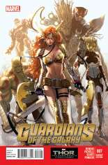 Guardians of the Galaxy (2013-2015) #7 Variant E: Incentive Cover