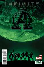 New Avengers (2013-2015) #11 Variant A