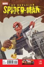 Superior Spider-Man (2013-2014) #19 Variant B: LEGO Color Cover