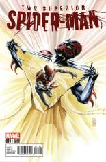 Superior Spider-Man (2013-2014) #19 Variant C: Incentive Cover