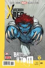 Uncanny X-Men (2013-2016) #13 Variant A
