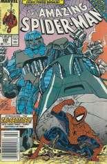 Amazing Spider-Man (1963-1998) #329 Variant A: Newsstand Edition