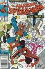 Amazing Spider-Man (1963-1998) #340 Variant A: Newsstand Edition