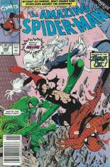Amazing Spider-Man (1963-1998) #342 Variant A: Newsstand Edition