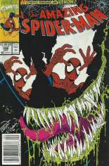 Amazing Spider-Man (1963-1998) #346 Variant A: Newsstand Edition