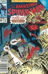 Amazing Spider-Man (1963-1998) #364 Variant A: Newsstand Edition