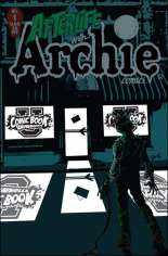 Afterlife With Archie (2013-Present) #1 Variant P: Comic Book University Exclusive