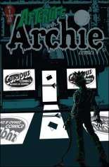 Afterlife With Archie (2013-Present) #1 Variant U: Curious Comics, Books & Games Exclusive