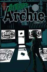 Afterlife With Archie (2013-Present) #1 Variant V: Dewey's Comic City Exclusive