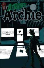 Afterlife With Archie (2013-Present) #1 Variant Y: Earthworld Comics Exclusive