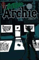 Afterlife With Archie (2013-Present) #1 Variant Z: Fantasy Realm Exclusive
