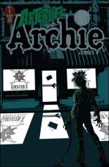 Afterlife With Archie (2013-Present) #1 Variant ZC: Generation X Comics & Games Exclusive