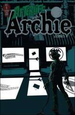 Afterlife With Archie (2013-Present) #1 Variant ZF: Grasshopper's Comics Exclusive