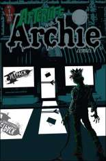 Afterlife With Archie (2013-Present) #1 Variant ZI: Jetpack Comics & Games Exclusive ''Rocket'' Cover; Limited to 200 Copies