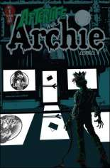 Afterlife With Archie (2013-Present) #1 Variant ZJ: Larry's Comics Exclusive