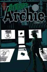 Afterlife With Archie (2013-Present) #1 Variant ZN: Mile High Comics Exclusive